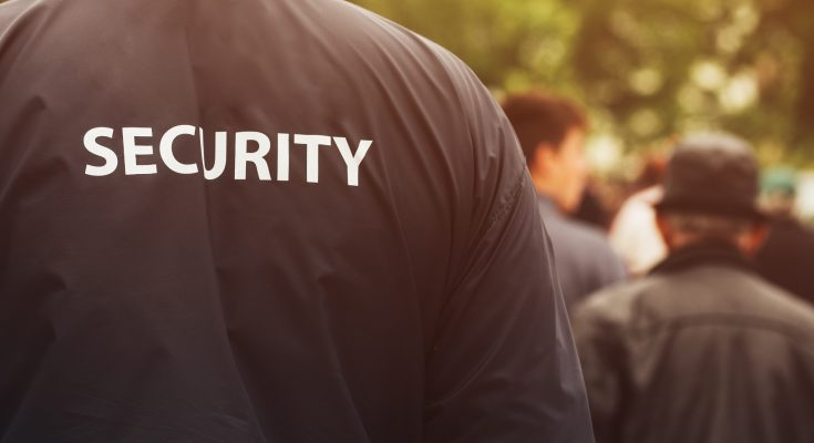 firma ochroniarska